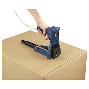box stapler machine