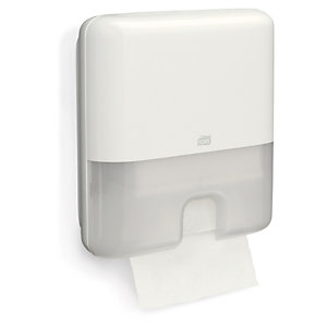 Tork interfold hand towel dispenser