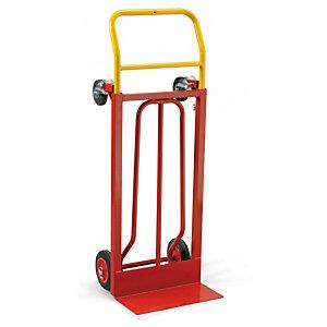 Diable avec fonction chariot 250 kg