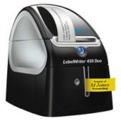 Dymo LabelWriter 450 Duo label printer