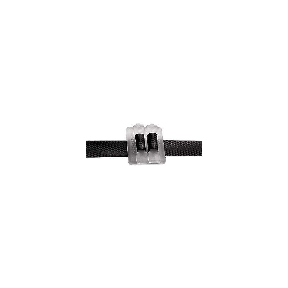 Oferta: Hebillas de plástico para fleje de polipropileno de ancho 12mm.