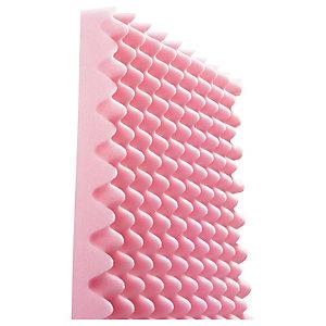 plaque en mousse polyur thane rose antistatique calage. Black Bedroom Furniture Sets. Home Design Ideas