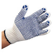 Grip safety gloves