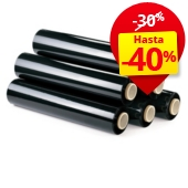 Film extensible manual negro RAJASTRETCH
