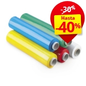 Film extensible manual color RAJASTRETCH