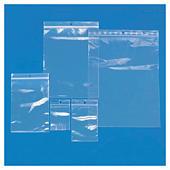 Assortiment de 1000 sachets plastique zip transparent 50 microns RAJAGRIP Éco