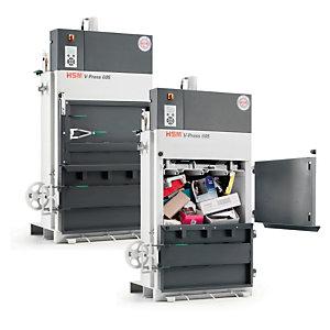 Ballenpresse HSM V-Press 605