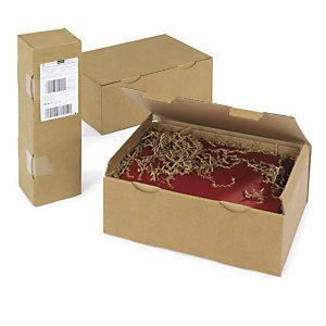 Boite postale carton pour bouteilles RAJAPOST
