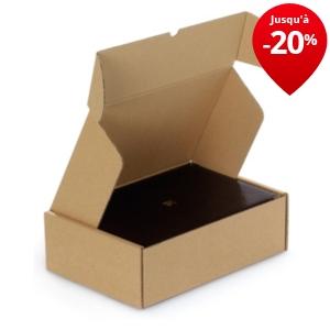 bo te postale carton rigibox emballage rajapack. Black Bedroom Furniture Sets. Home Design Ideas