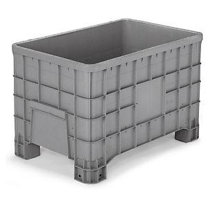 caisse palette plastique stockage et manutention raja. Black Bedroom Furniture Sets. Home Design Ideas