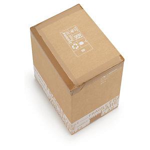 caisse pour bouteilles de bi res avec croisillons rajapack. Black Bedroom Furniture Sets. Home Design Ideas