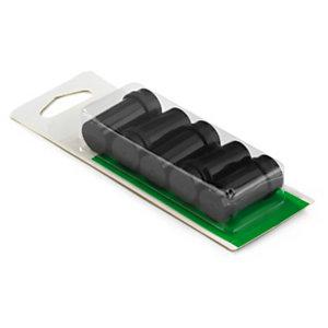 Caja de 5 tampones tóner para la etiquetadora KENDO26 o JUDO26