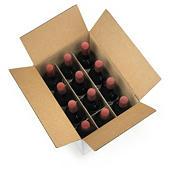 Caja estándar para expedición de botellas