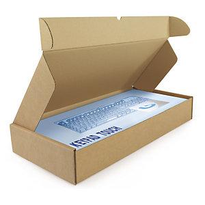 Caja postal con laterales reforzados