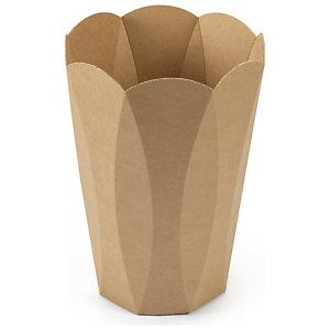 Corbeille a papier carton for Meuble d angle bureautique