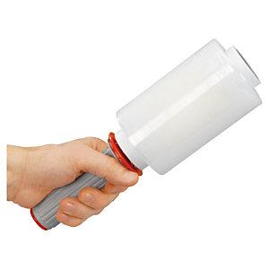 Dérouleur film plastique spécial mini-bobine