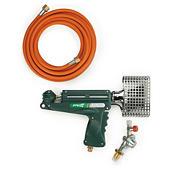Economy heat shrink film gun and trolley kit