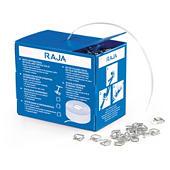 Feuillard textile fil à fil en boîte distributrice/recharge RAJASTRAP