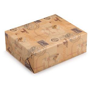 Geschenkpapier Weltreise