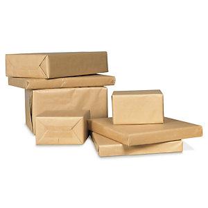 Hojas de papel kraft natural calidad 72 gr/m² RAJAKRAFT Super