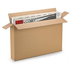 Karton für grosse, flache Produkte