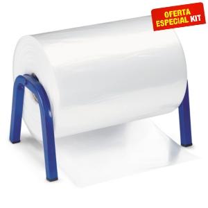 Kit de 2 rollos de bolsa tubo de pl stico 1 dispensador - Dispensador de bolsas de plastico ...