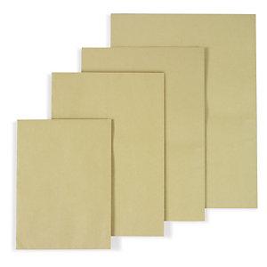 Koperty C5, C4, B5 brązowe, różne wymiary