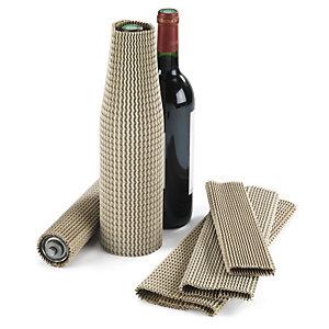 Manchon carton pour bouteille