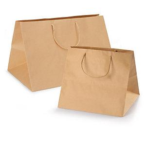 maxi sac kraft brun extra large emballage rajapack. Black Bedroom Furniture Sets. Home Design Ideas