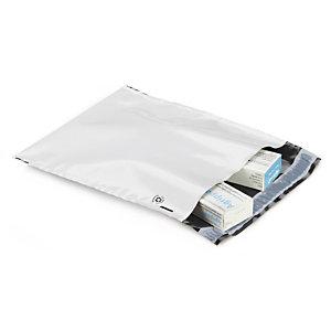 Mini Paquete de 100 bolsas de plástico opaco