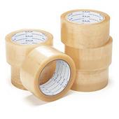 Mini paquete de 6 rollos de cinta adhesiva polipropileno RAJATAPE