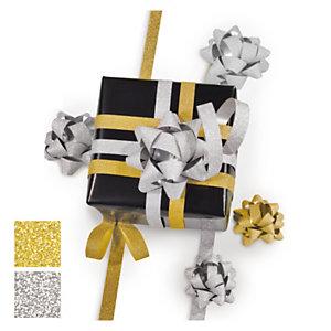 Nastro regalo effetto glitterato