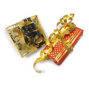Nastro regalo con messaggio auguri