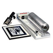 PACKER shrink wrap film system