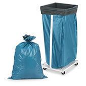Paketerbjudande - 30 rullar sopsäckar + 1 säckstativ