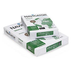Ramette papier 80g universal navigator fournitures de for Fourniture bureau papier