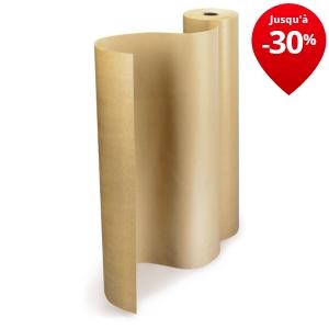 papier kraft naturel en rouleau emballages rajapack. Black Bedroom Furniture Sets. Home Design Ideas