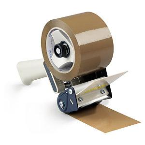 Pistoolafroller voor brede rollen tape