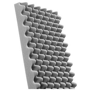 plaque en mousse polyur thane grise polyvalente rajapack. Black Bedroom Furniture Sets. Home Design Ideas