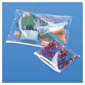 Plastic zak met zipsluiting, polypropyleen 75 micron