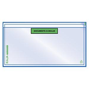 Pochette porte-documents écologique imprimée Greenlist
