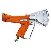 RIPACK 3000 heat shrink film gun and trolley kit