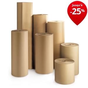 carton ondul en rouleau qualit sup rieure 450 g m raja calage protection raja. Black Bedroom Furniture Sets. Home Design Ideas