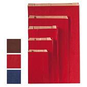 Sacchetti regalo in carta colorata colori classici