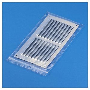Sachet plastique zip 50 microns RAJAGRIP Éco