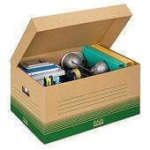 Scatola archivio in cartone riciclato RAJA