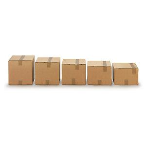 Scatole cartone economiche ad altezza variabile