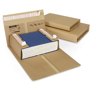 Scatole fustellate per libri RAJABOOK PRO - Rajapack