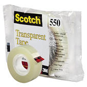 Transparentes Office Klebeband Scotch™ 3M, 33 m Länge
