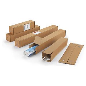 Tuba Karton Quattropack